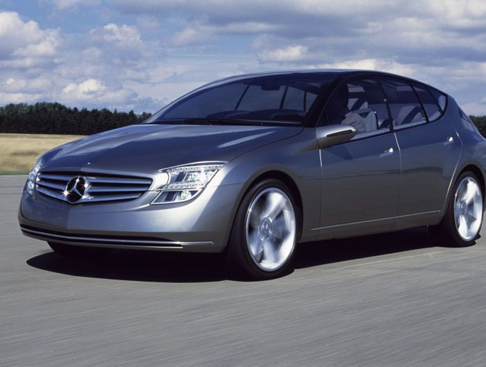 Mercedes Benz F500 Mind Hybrid 2005