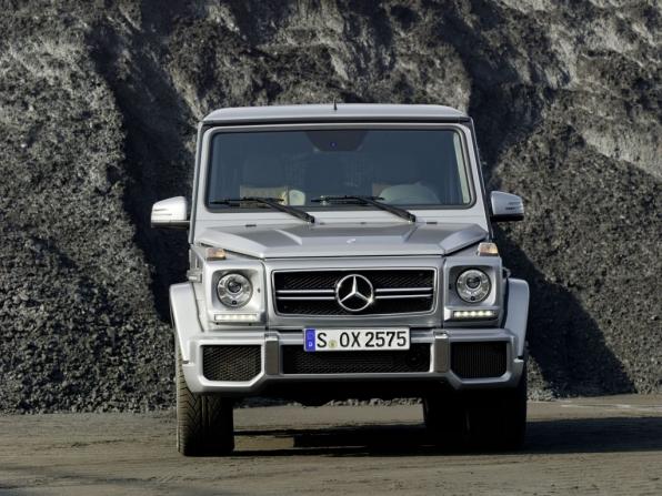 Mercedes G 63 AMG (2013)