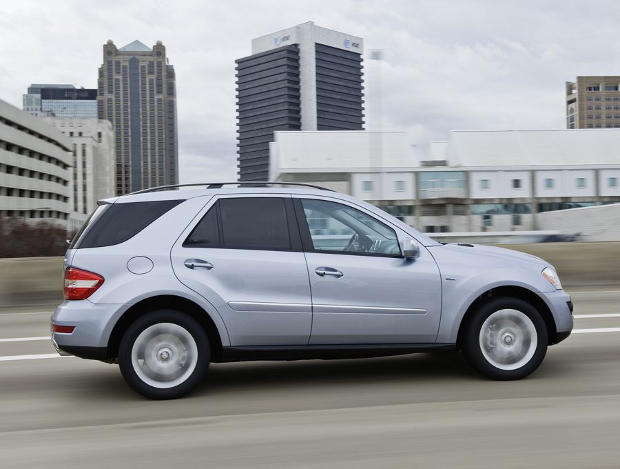 Mercedes Benz Ml 450 Hybrid 2009