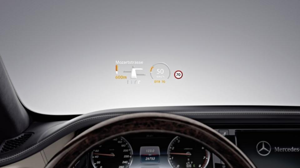 Mercedes-Benz S-Klasse (2014)