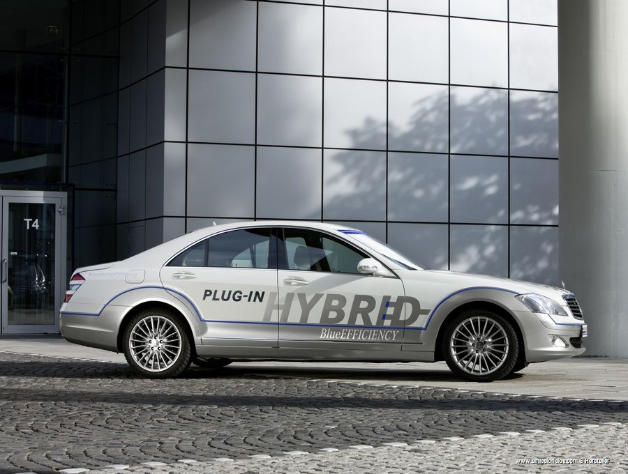 Mercedes Benz S500 Plug In Hybrid 2009