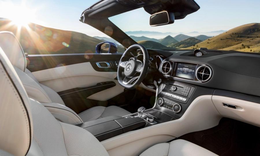 Mercedes-Benz SL (2016)