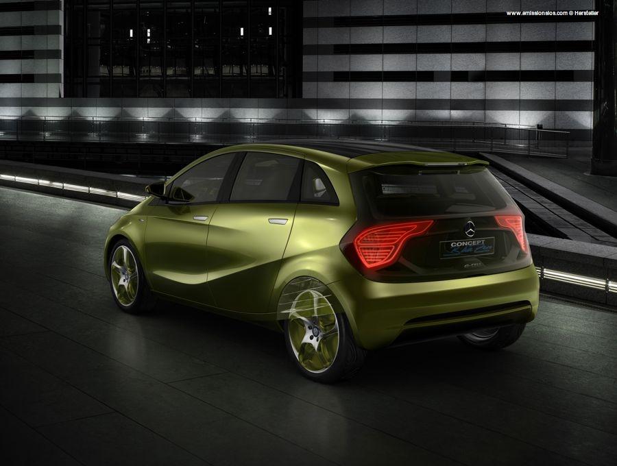 Mercedes Bluezero Concept 2008