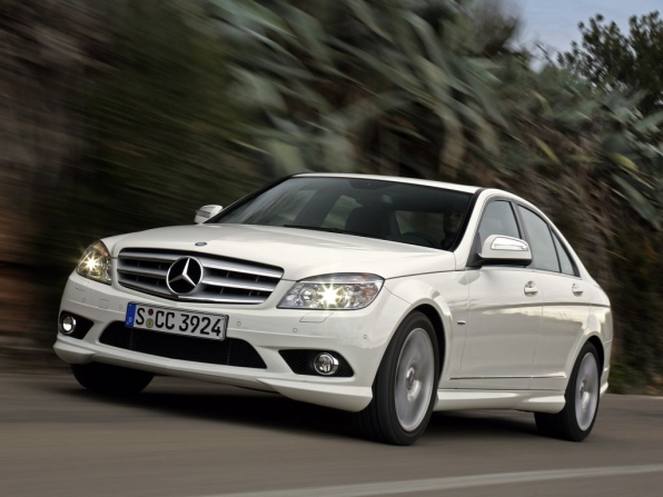 Mercedes C-Klasse Coupe (2012)
