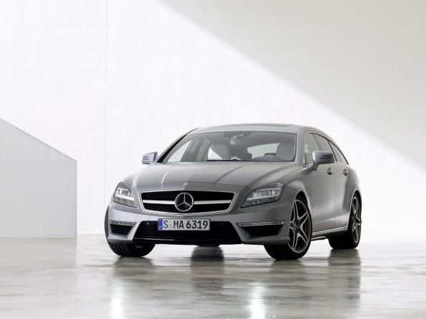Mercedes CLS Shooting Brake (2013)