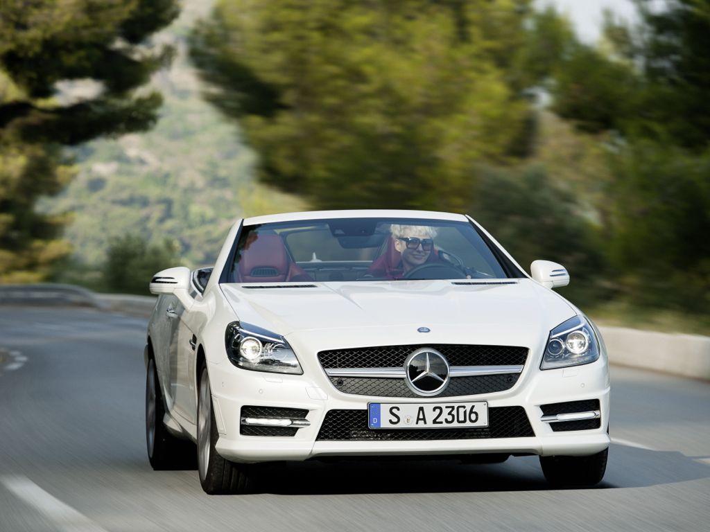 Mercedes SLK 250 CDI Roadster (MJ2011)