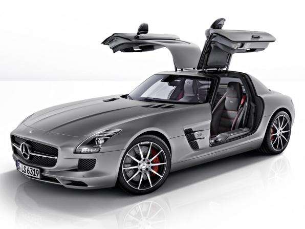 Mercedes SLS AMG GT (2012)