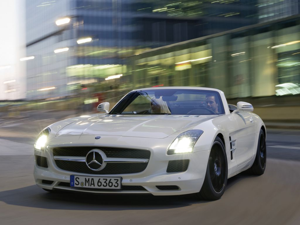 neuer mercedes sls amg roadster ab einem preis von euro. Black Bedroom Furniture Sets. Home Design Ideas