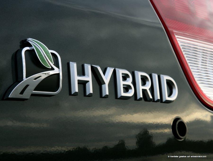 Mercury Milan Hybrid 2010