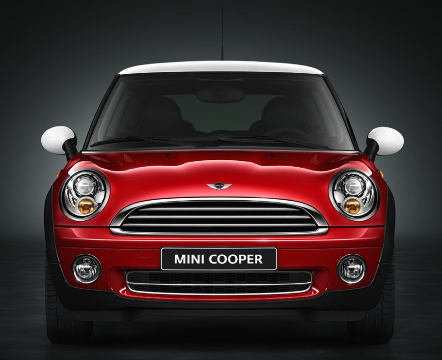 Mini Cooper Hydrogen 2001