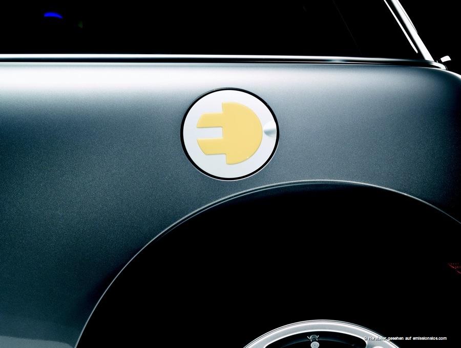 Mini E 2008