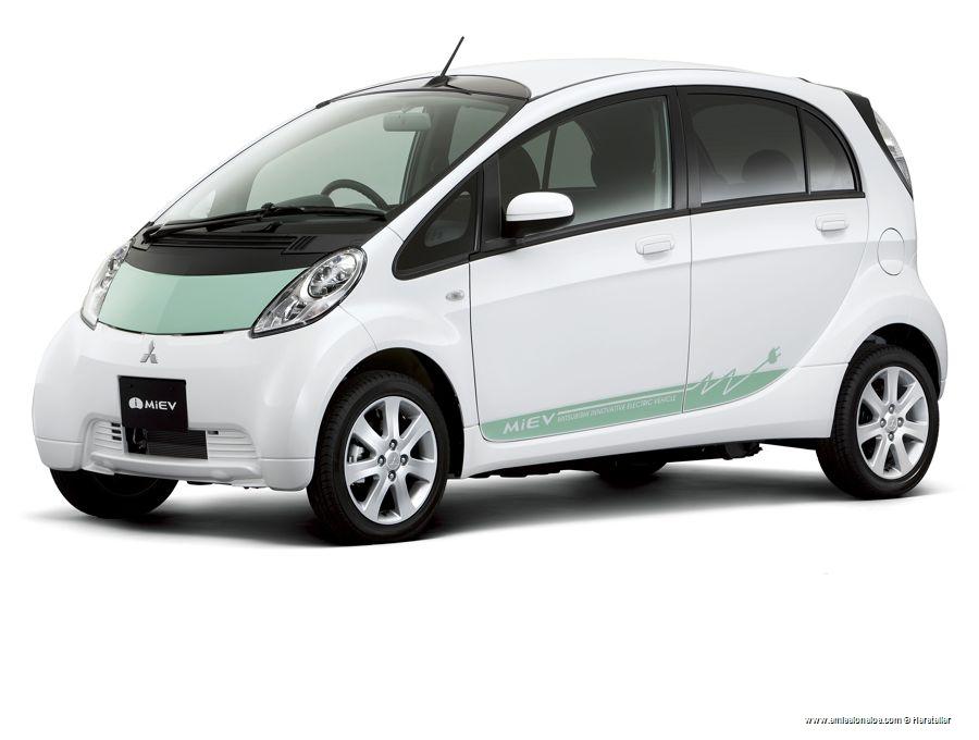Mitsubishi I Miev 2010
