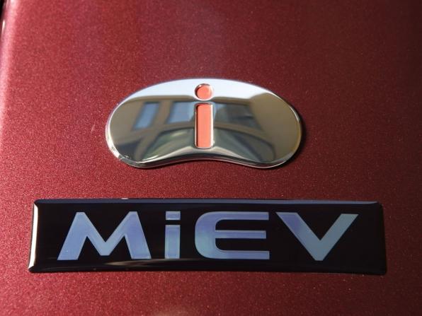 Mitsubishi i-MiEV (2012)