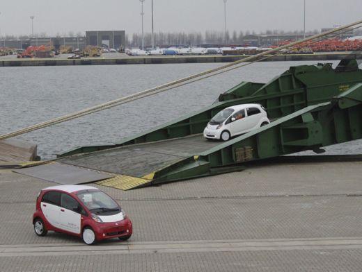 Mitsubishi I Miev Bald Ab Einem Preis Von 34390 Euro In Deutschland Erhltlich