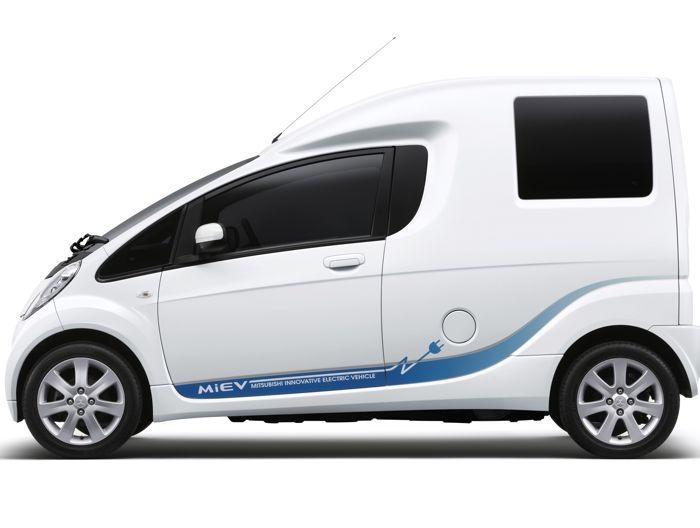 Mitsubishi I Miev Cargo 2009
