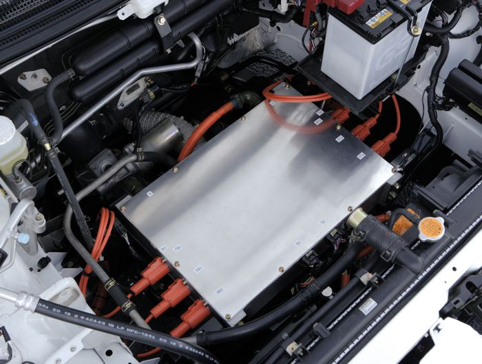 Mitsubishi Lancer Evolution Miev 2005
