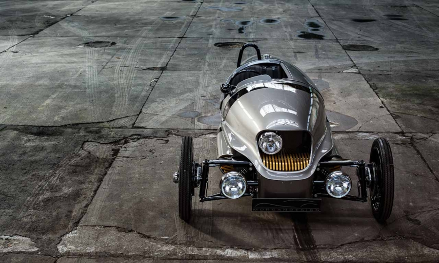 Morgan 3 wheeler EV3