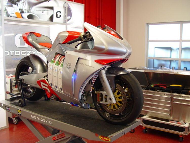Motoczysz E1pc 2010