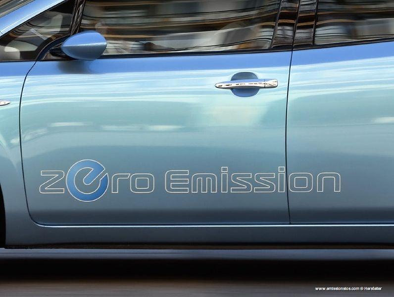 Naias Nissan Gewinnt Mit Dem Leaf Die Auszeichnung Green Company Of The Year