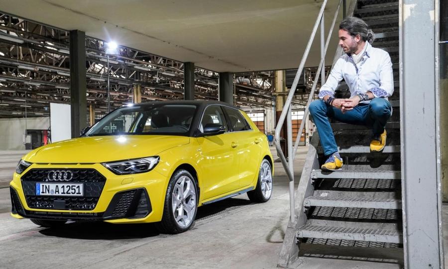 Neuer Audi A1 (2018)