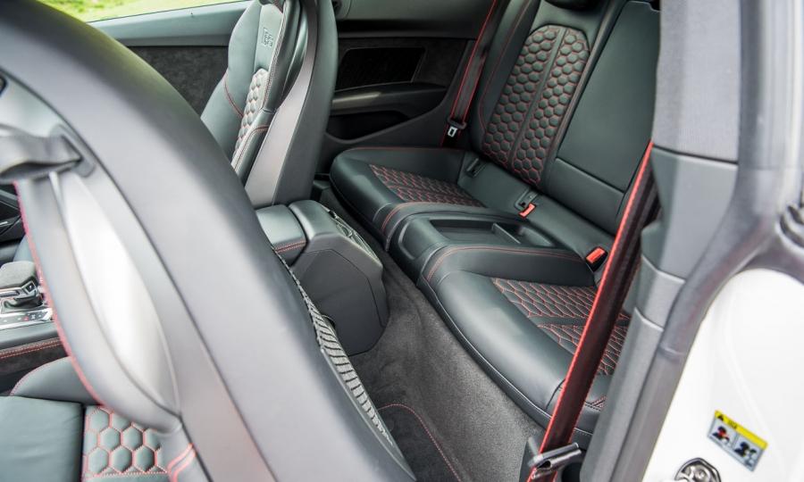 Neuer Audi RS 5 (2018) im Test