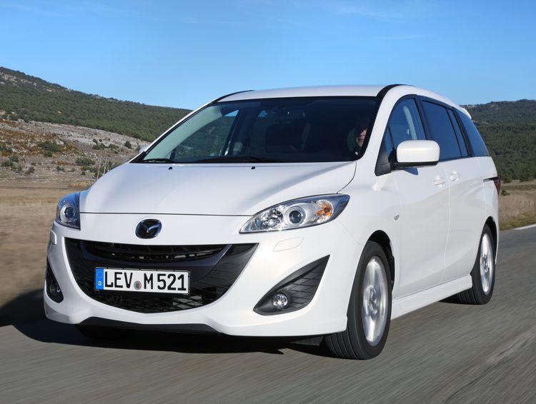 Neuer Dieselmotor Fr Den Mazda 5 Einstiegspreis Ab 17900 Euro