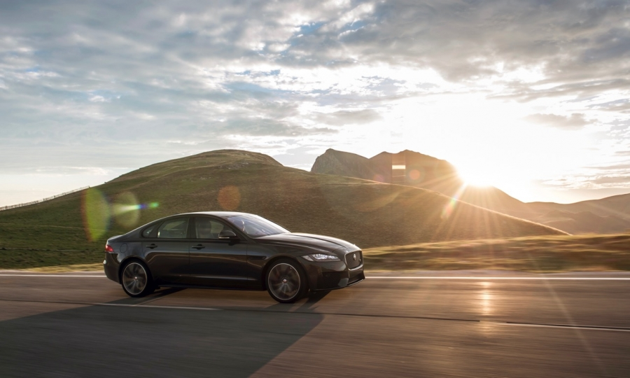 Neuer Jaguar XF R-Sport