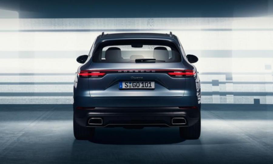 Neuer Porsche Cayenne (E3)