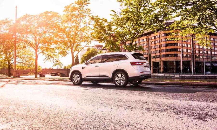 Neuer Renault Koleos 2017