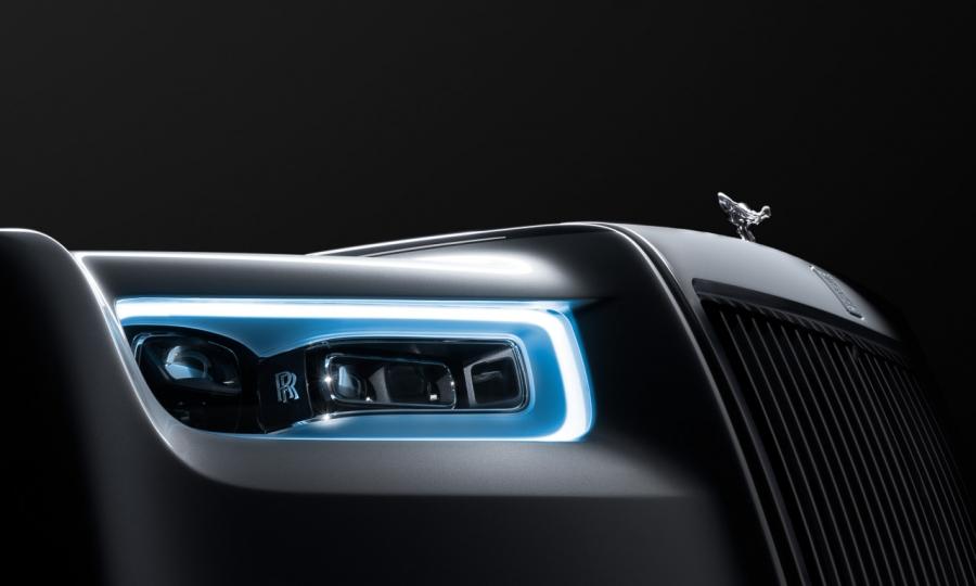 Neuer Rolls-Royce Phantom
