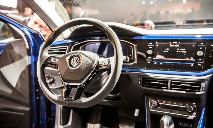 Neuer VW Polo (2018)