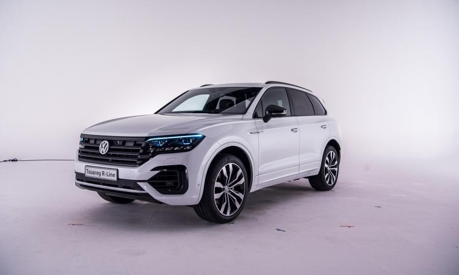 Neuer VW Touareg (2018)