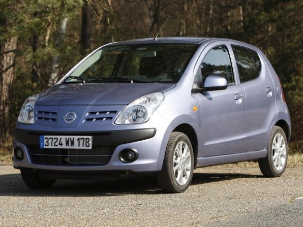 Nissan Pixo (2012)