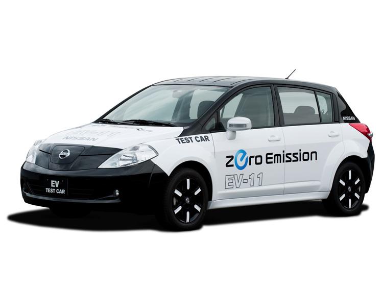Nissan Ev 2009