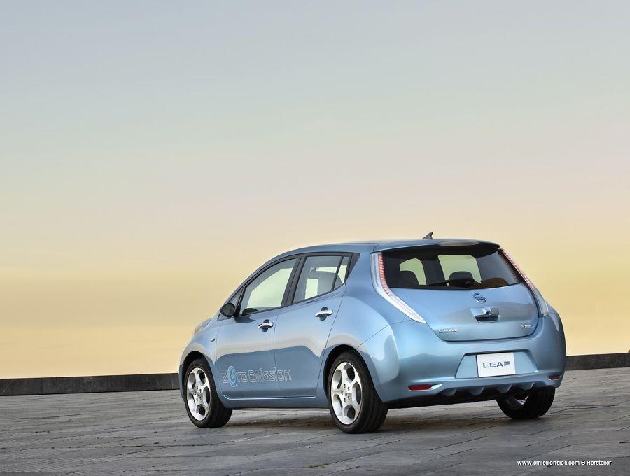 Nissan Leaf Elektroantrieb Schafft Es Unter Die 10 Best Engines