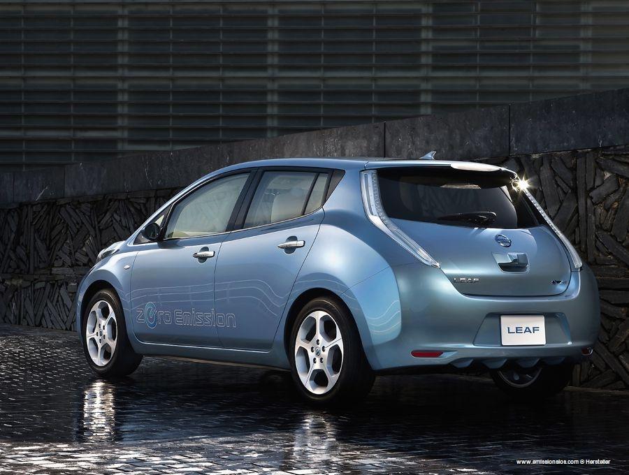 Nissan Leaf Geht 2011 In Serie