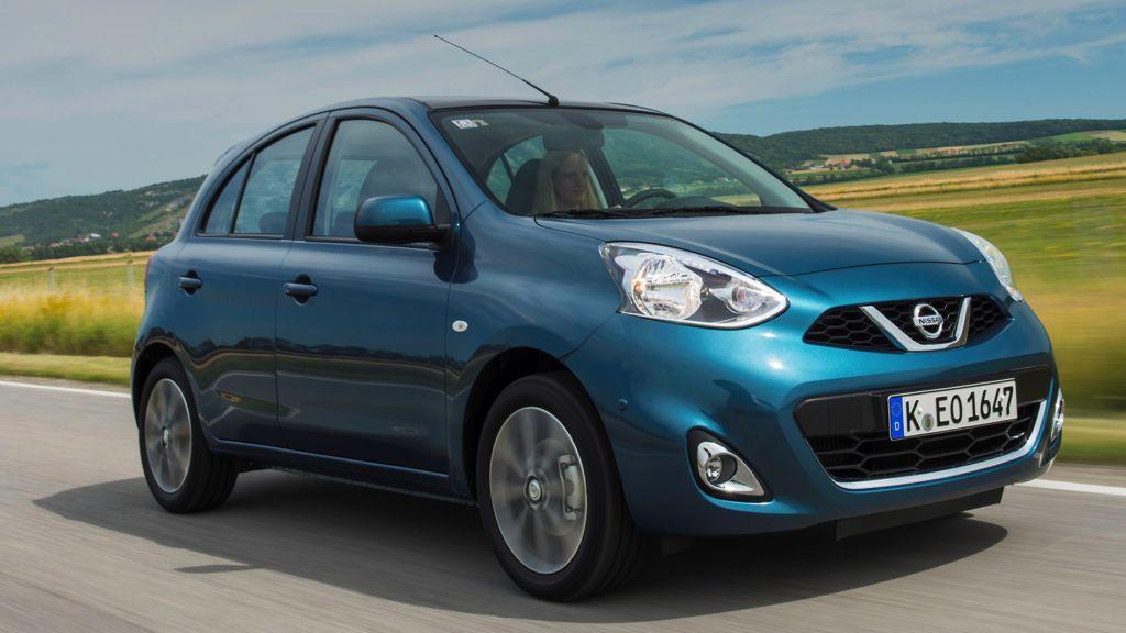 Nissan Micra (2014)