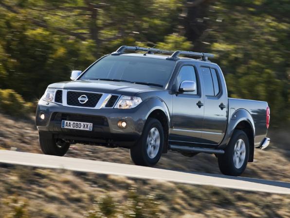 Nissan Navara (2012)