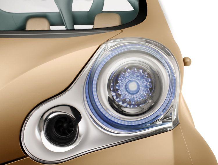 Nissan Nuvu 2009