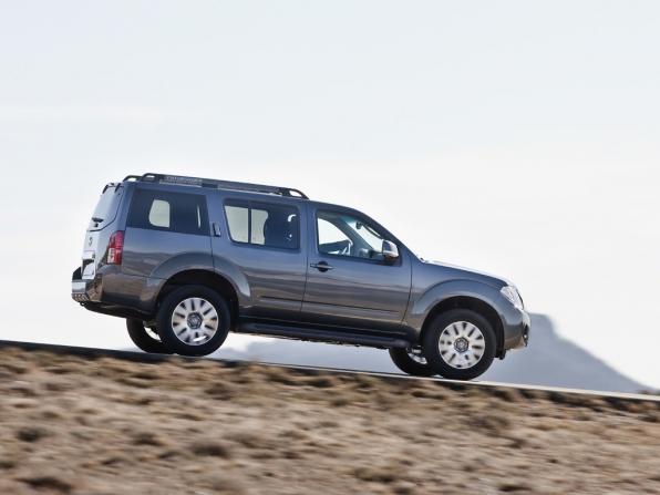 Nissan Pathfinder (2012)
