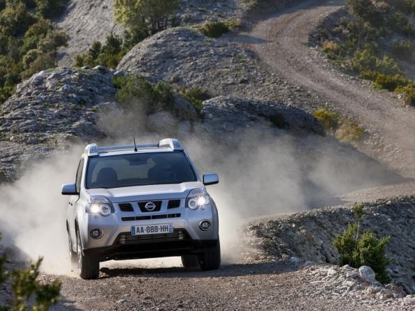 Nissan X-Trail (2012)