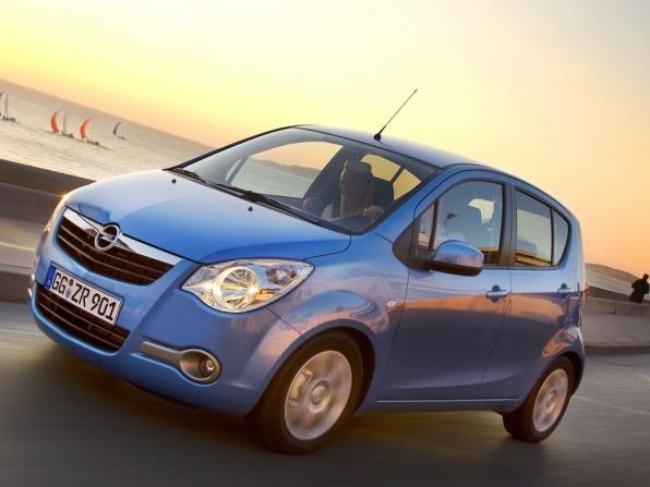 Opel Agila (2012)