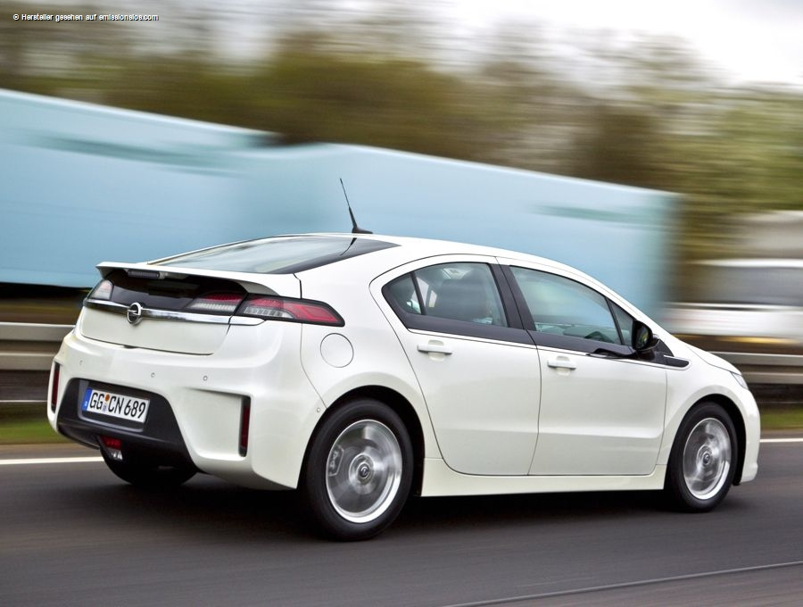 Opel Ampera 2009