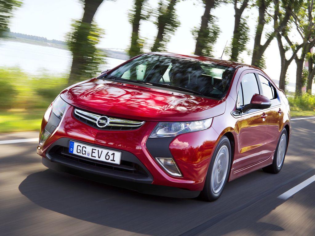 Der Opel Ampera Preis