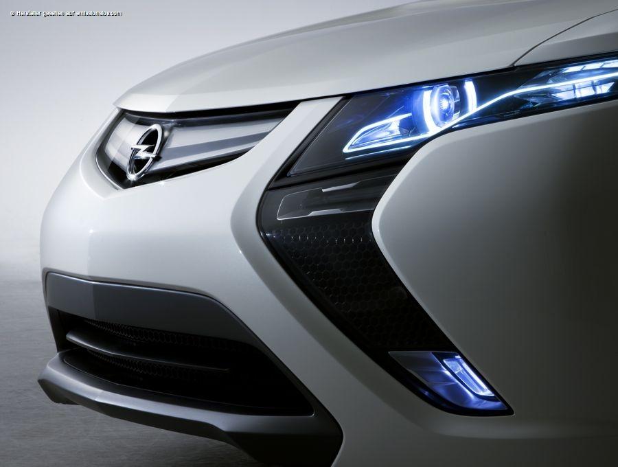 Opel Ampera Hybrid Oder Elektroauto Das Ist Unklar Dafr Steht Der Preis Nun Fest 42900 Euro Wird Er Kosten