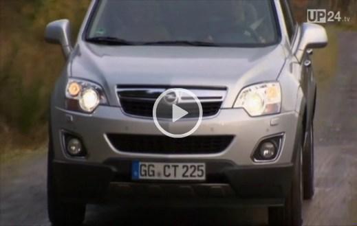 Opel Antara 2011 Preis Und Verbrauch Des Neuen Suv