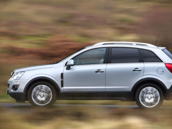 Opel Antara (2012)