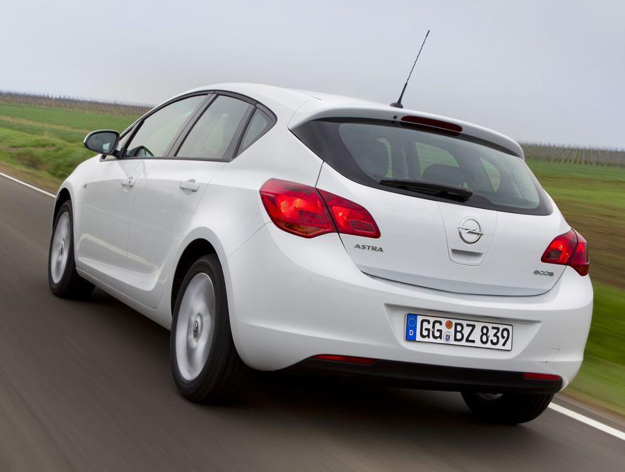 Opel Astra Ecoflex Lpg 2010