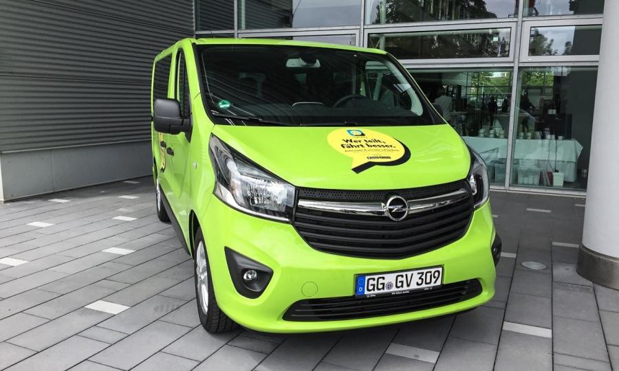 Opel CarUnity