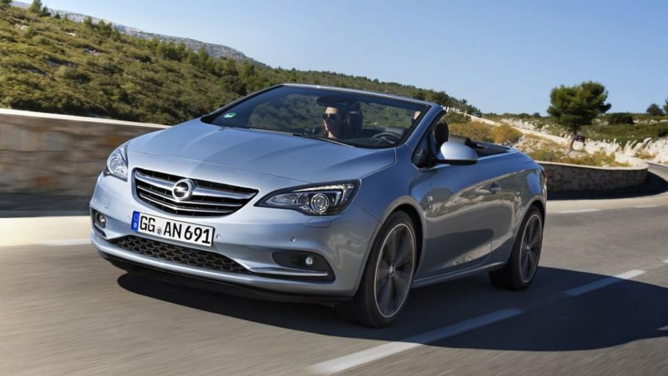 Opel Cascada (2014)